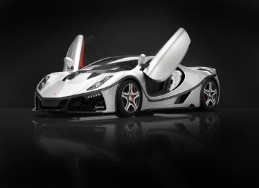 Así luce el GTA Spano 2015