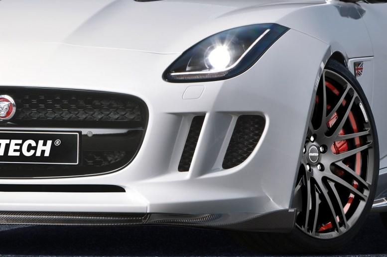 Fibra de carbono para tu Jaguar F-Type Coupé gracias a Startech