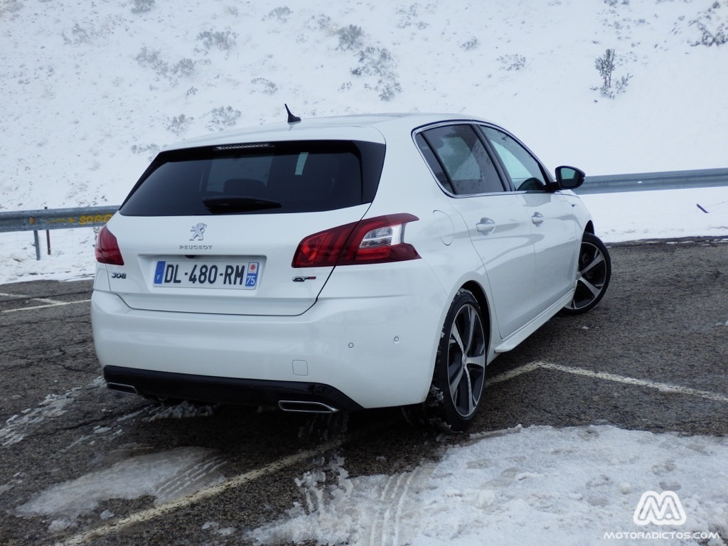 Contacto: Peugeot 308 GT THP y HDI. Probamos los 308 más deportivos actualmente 4