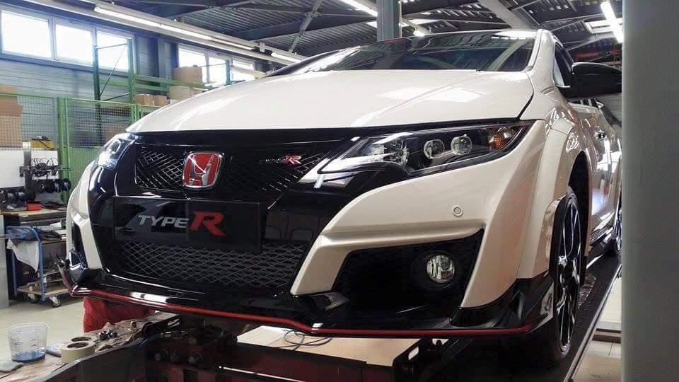 Fotos: Este es el nuevo Honda Civic Type R de producción 3
