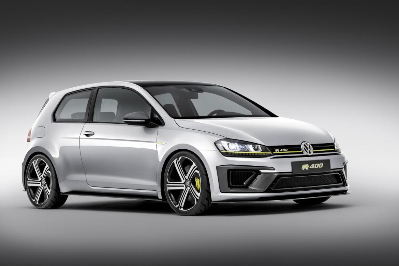 Volkswagen continúa probando el Golf R420: podría llegar en 2019