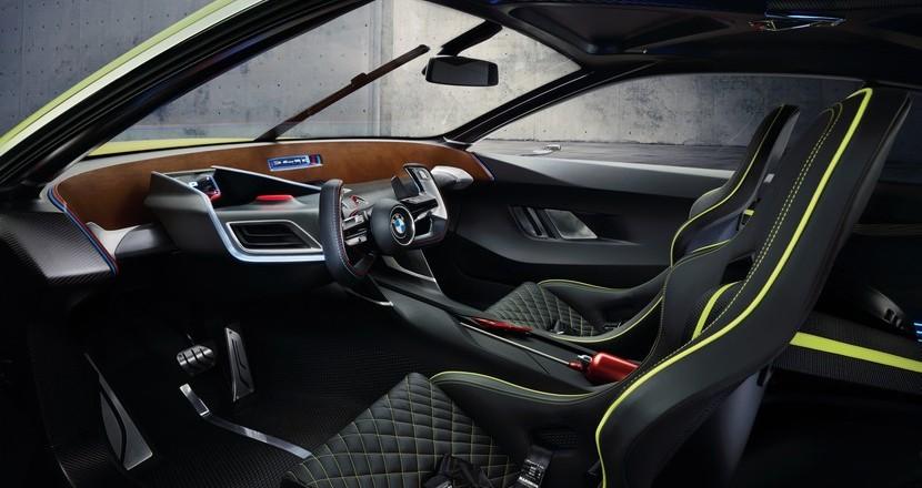 BMW 3.0 CSL Hommage: El concepto CSL elevado al cubo y con una estética brutal 2