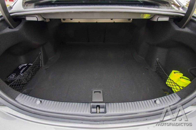 Prueba: Mercedes Benz C 220 BlueTEC  (diseño, habitáculo, mecánica) 7