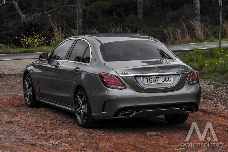 Prueba: Mercedes Benz C 220 BlueTEC (equipamiento, comportamiento, conclusión) 3