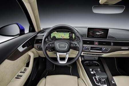 Nuevo Audi A4 2016: Continuista, pero con cambios muy importantes