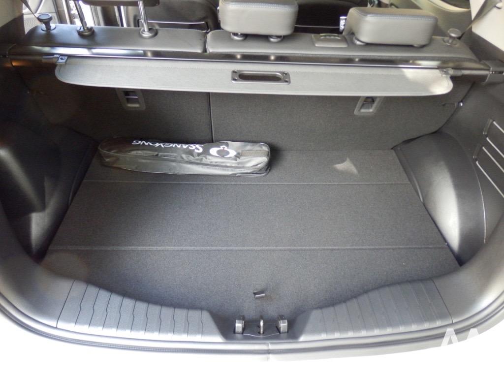 Contacto: SsanYong Tivoli, probamos el nuevo rival b-SUV de la marca 5
