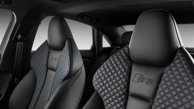 El objetivo es llamar la atención: Los cinco Audi S3 edición exclusiva para NorteAmérica 2