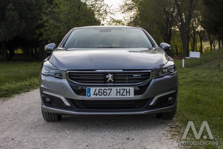 Prueba: Peugeot 508 BlueHDI 150 CV (equipamiento, comportamiento, conclusión) 5