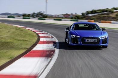 Audi R8 2015: Marchando otra galería de fotos para tu uso y disfrute