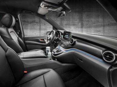 La Mercedes Clase V recibe el paquete deportivo AMG