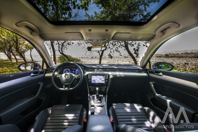 Prueba: Volkswagen Passat 2.0 TDI 150 CV Sport (diseño, habitáculo, mecánica) 4