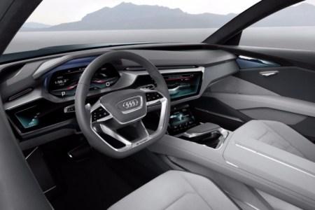 Audi e-tron quattro, el prototipo eléctrico que anticipa el Q6