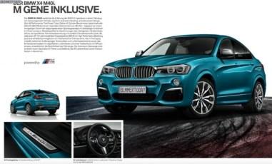 BMW X4 M40i: 360 CV y el toque M para que no te falten prestaciones