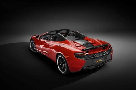 McLaren 650S Spider Can-Am: Rindiendo tributo a la competición clásica