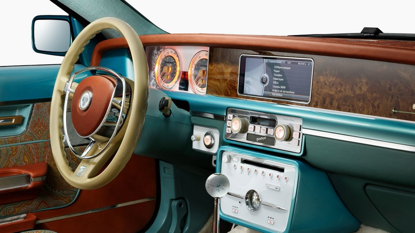 Bilenkin Vintage: El BMW Serie 3 E92 transformado a coche retro-ruso 3