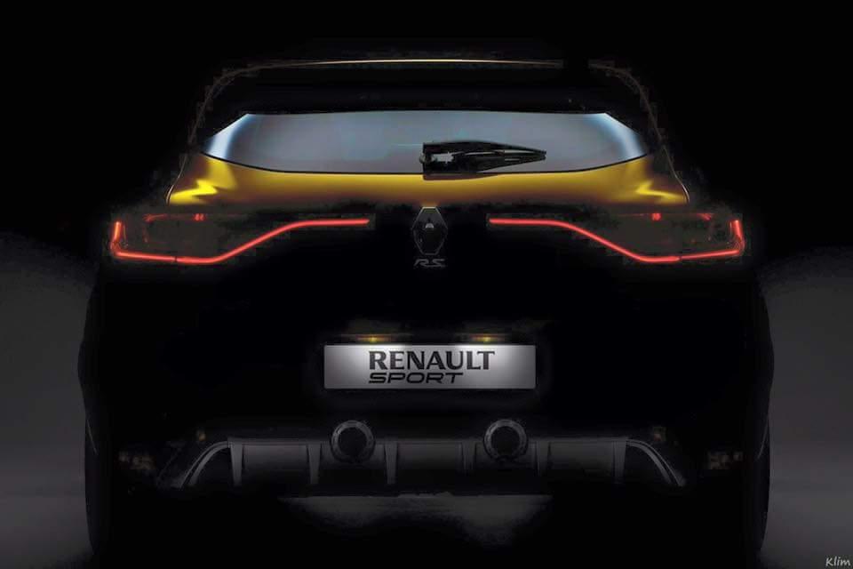 ¿Estamos ante el nuevo Renault Mégane RS? 2