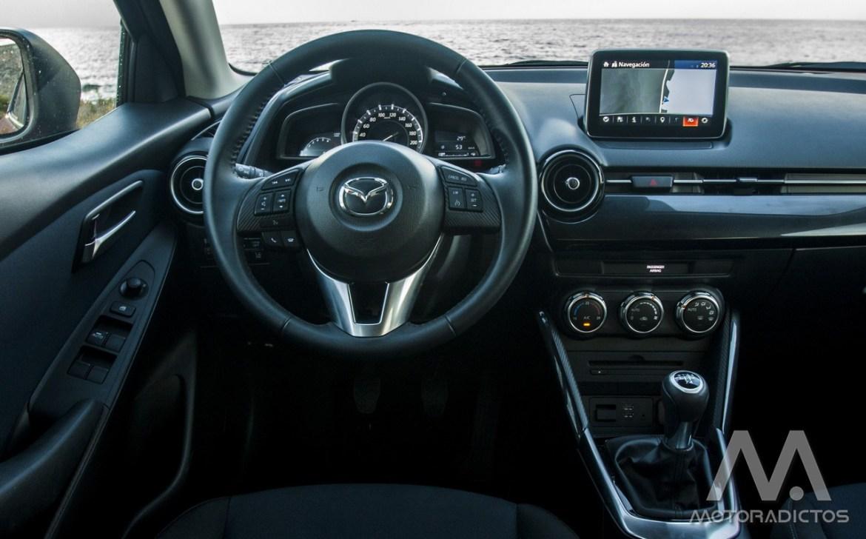 Prueba: Mazda 2 SkyActiv-G 75 CV Style+ (equipamiento, comportamiento, conclusión) 7