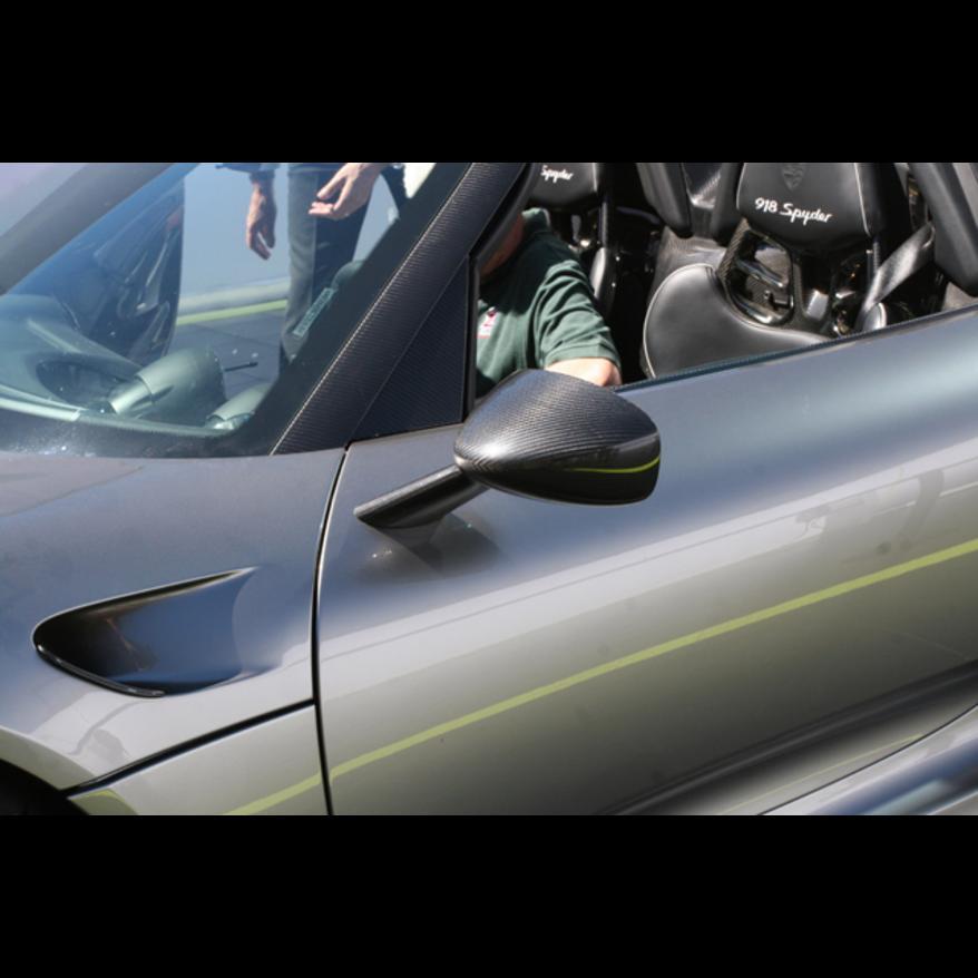 ¿Quieres convertir tu Porsche Boxster en una réplica del 918 Spyder? Con 138.000 puedes 1