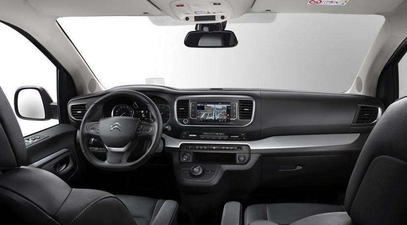 Citroën SpaceTourer: La furgoneta de nueve plazas que veremos en Ginebra 3
