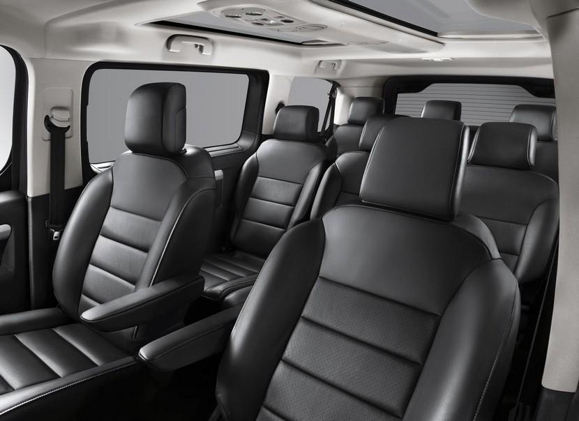 Citroën SpaceTourer: La furgoneta de nueve plazas que veremos en Ginebra 4
