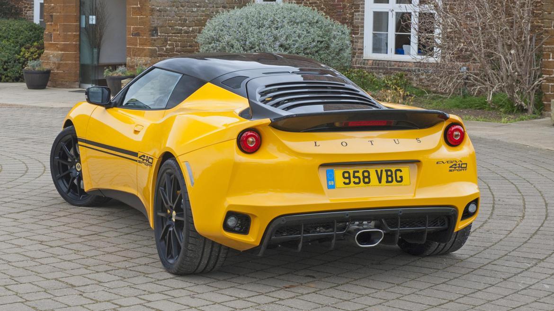 Lotus Evora Sport 410: Más potencia, pero aún menos peso 2