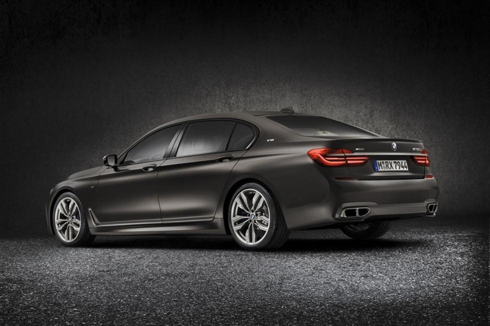 """Oficial: BMW Serie 7 M760i xDrive, """"el M7"""" 1"""
