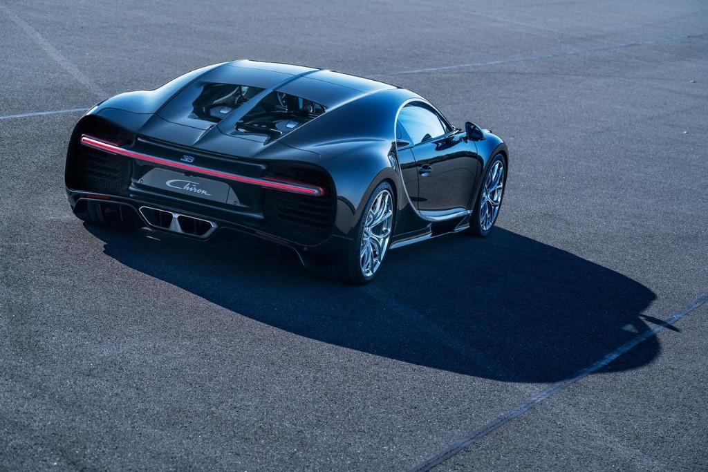 ¡Ya está aquí! Bugatti Chiron: 1500 CV, 16 cilindros y sólo 2,2 segundos para alcanzar los 100 km/h 2