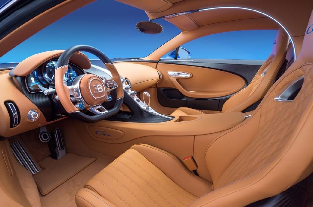 ¡Ya está aquí! Bugatti Chiron: 1500 CV, 16 cilindros y sólo 2,2 segundos para alcanzar los 100 km/h 3