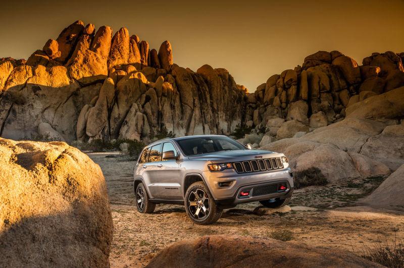 Jeep Grand Cherokee Trailhawk: Por el momento, el Cherokee más campero 3
