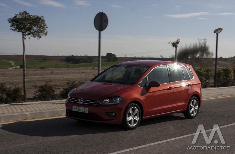 Prueba: Volkswagen Golf Sportsvan 1.6 TDI 110 CV DSG (equipamiento, comportamiento, conclusión) 3