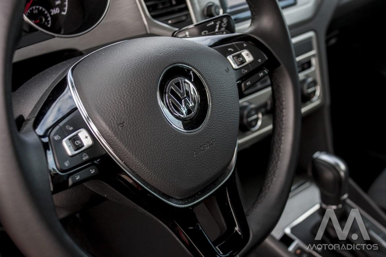 Prueba: Volkswagen Golf Sportsvan 1.6 TDI 110 CV DSG (equipamiento, comportamiento, conclusión) 6