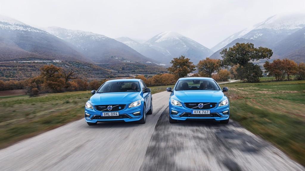 367 CV para los nuevos Volvo S60 y V60 Polestar: ¡Y llegarán a Europa! 2