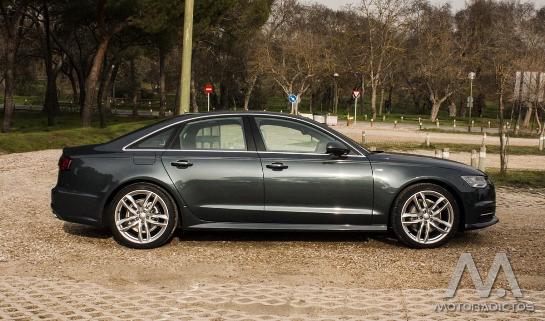 Prueba: Audi A6 2.0 TDI 190 CV Ultra S line Edition (diseño, habitáculo, mecánica) 2