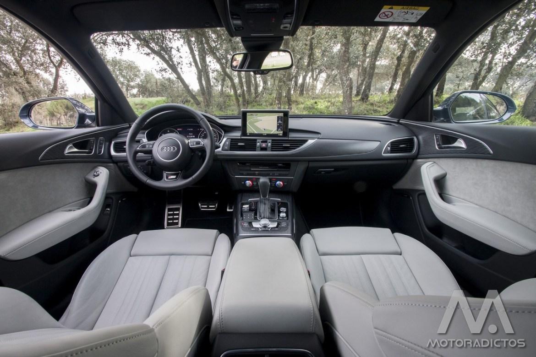 Prueba: Audi A6 2.0 TDI 190 CV Ultra S line Edition (diseño, habitáculo, mecánica) 7