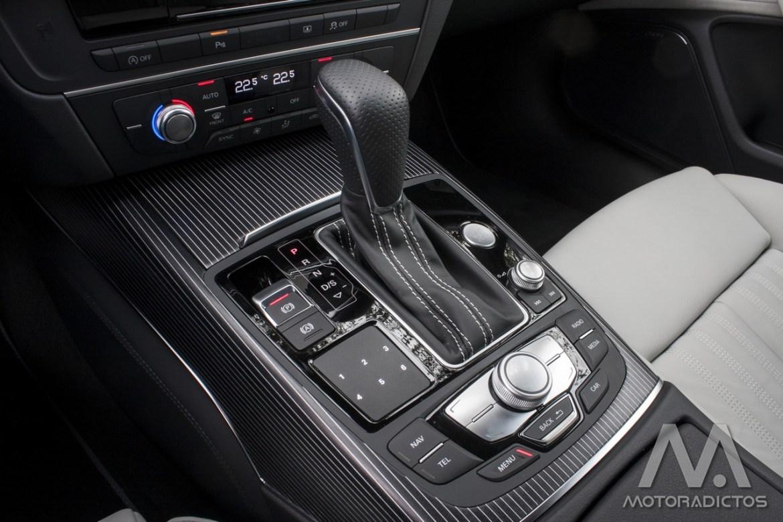 Prueba: Audi A6 2.0 TDI 190 CV Ultra S line Edition (diseño, habitáculo, mecánica) 9