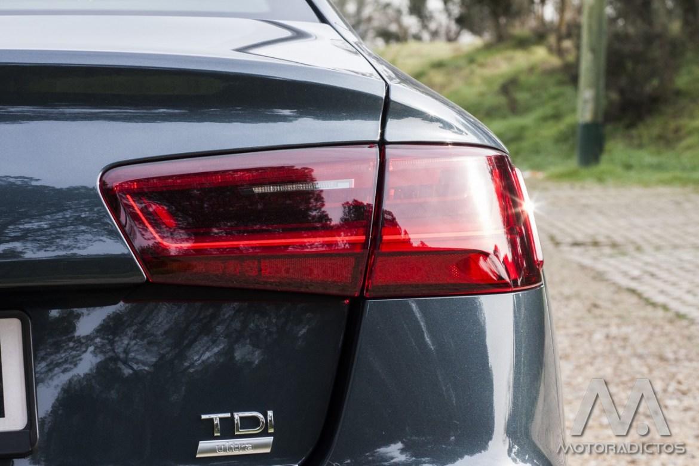 Prueba: Audi A6 2.0 TDI 190 CV Ultra S line Edition (equipamiento, comportamiento, conclusión) 4