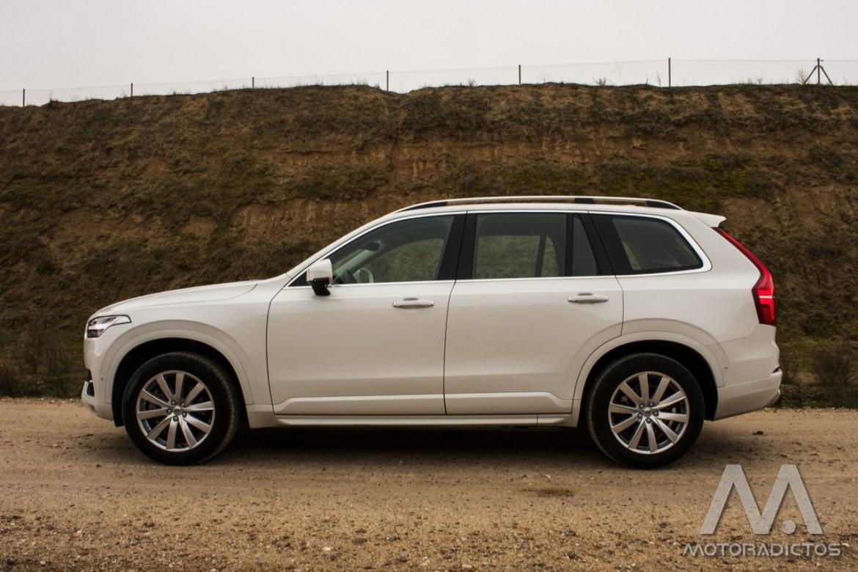 Prueba: Volvo XC90 D5 AWD (diseño, habitáculo, mecánica) 6
