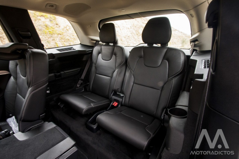 Prueba: Volvo XC90 D5 AWD (diseño, habitáculo, mecánica) 7