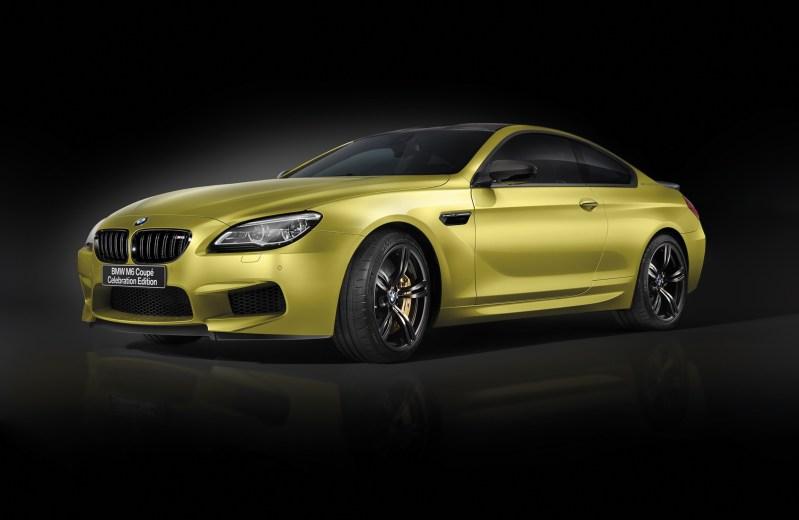 BMW M6 Celebration Edition Competition: 13 unidades para celebrar el centenario en Japón
