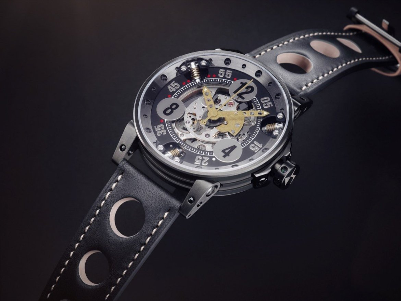 DS3 Performance B.R.M. Chronographes: 39 unidades con un reloj deportivo de la marca 3