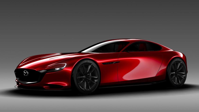 Mazda lanzará el sucesor del RX-8 en solo unos años