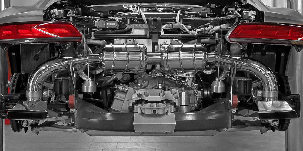 Este Audi R8 V10 Plus de Wheelsandmore tiene 850 CV de potencia 3