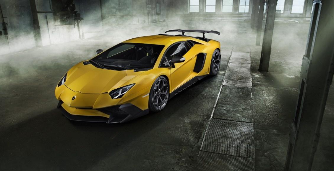 Lamborghini Aventador SV por Novitec Torado: Fibra de carbono, llantas Vossen y 786 caballos 1