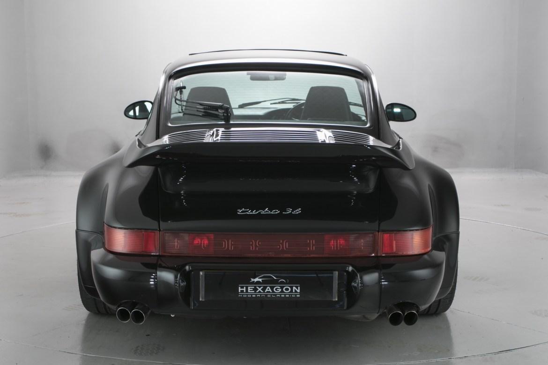 ¿Quieres hacerte con uno de los 76 Porsche 911 (964) Flatnose? Saca la billetera... 3