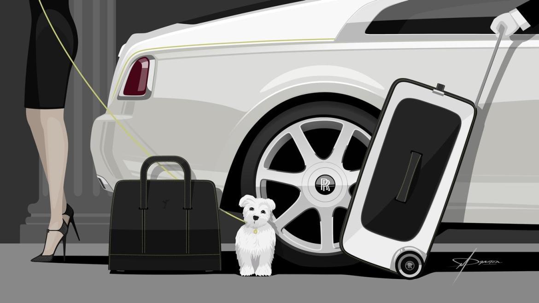 ¿Quieres maletas a juego con tu Rolls-Royce? Prepara más de 28.000 euros... 2