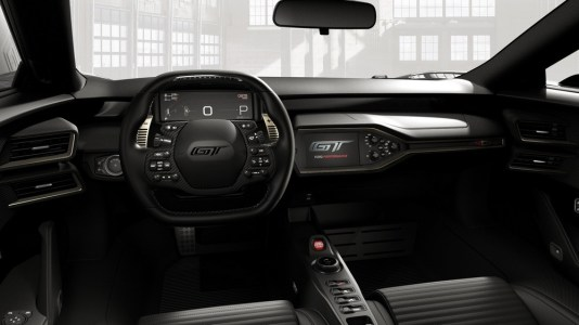 Ford GT 66 Heritage Edition: Un guiño al legado de Le Mans