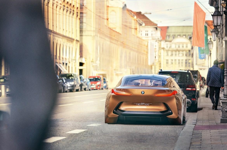"""La división """"i"""" de BMW se centrará en vehículos autónomos 2"""