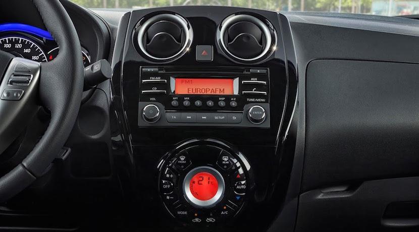 Nissan Note Black Edition: El contraste oscuro también es atractivo 4