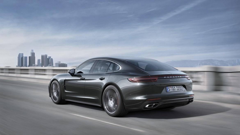 Nuevo Porsche Panamera, primeras imágenes y datos oficiales 5