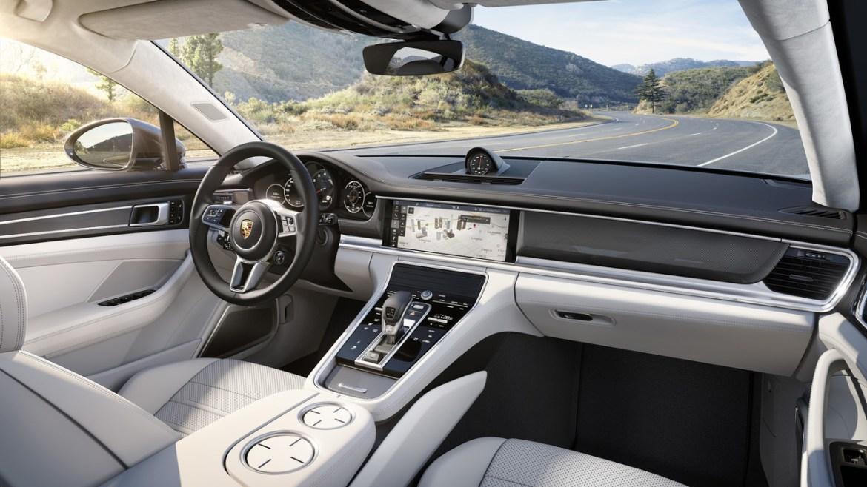 Nuevo Porsche Panamera, primeras imágenes y datos oficiales 6